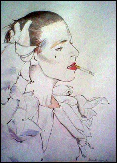 David Bowie by TheBlackParade